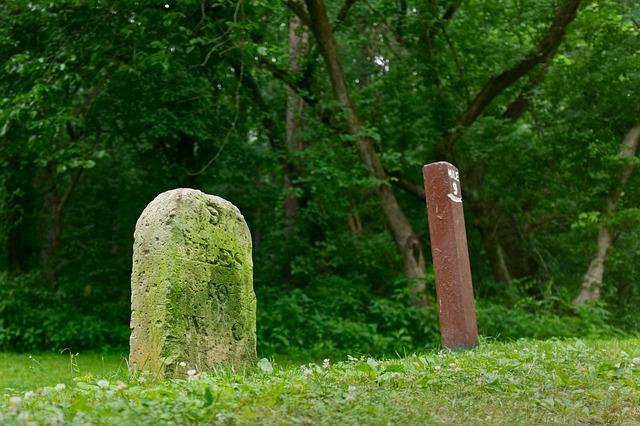 The massage of mile stone